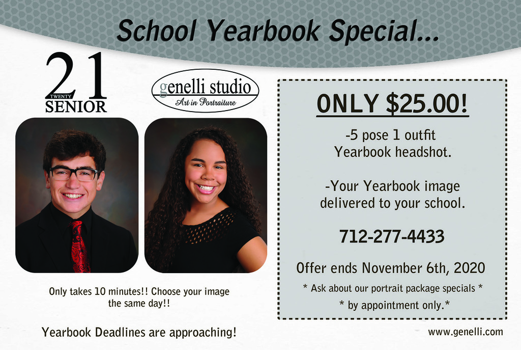 Genelli Fall Special - Senior Photos