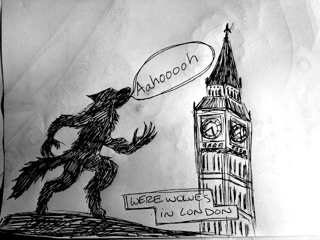 Werewolves in London