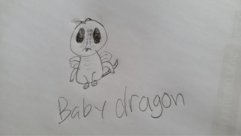 Baby Dragon Piper K.