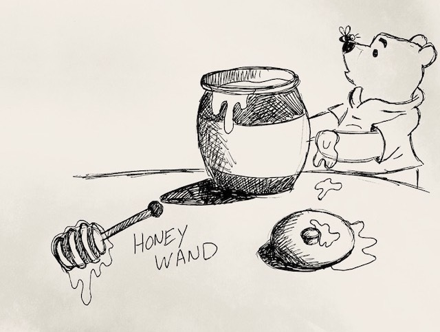 A Honey Wand