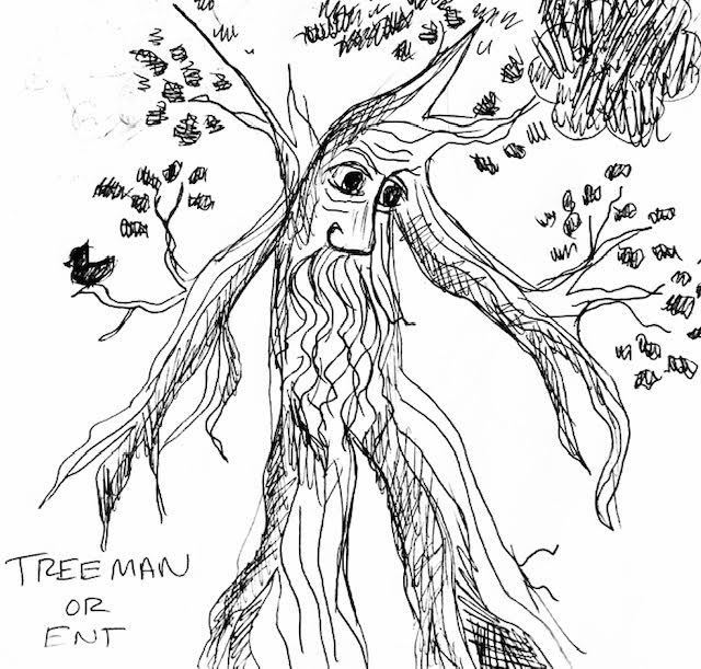 Tree Man or Ent